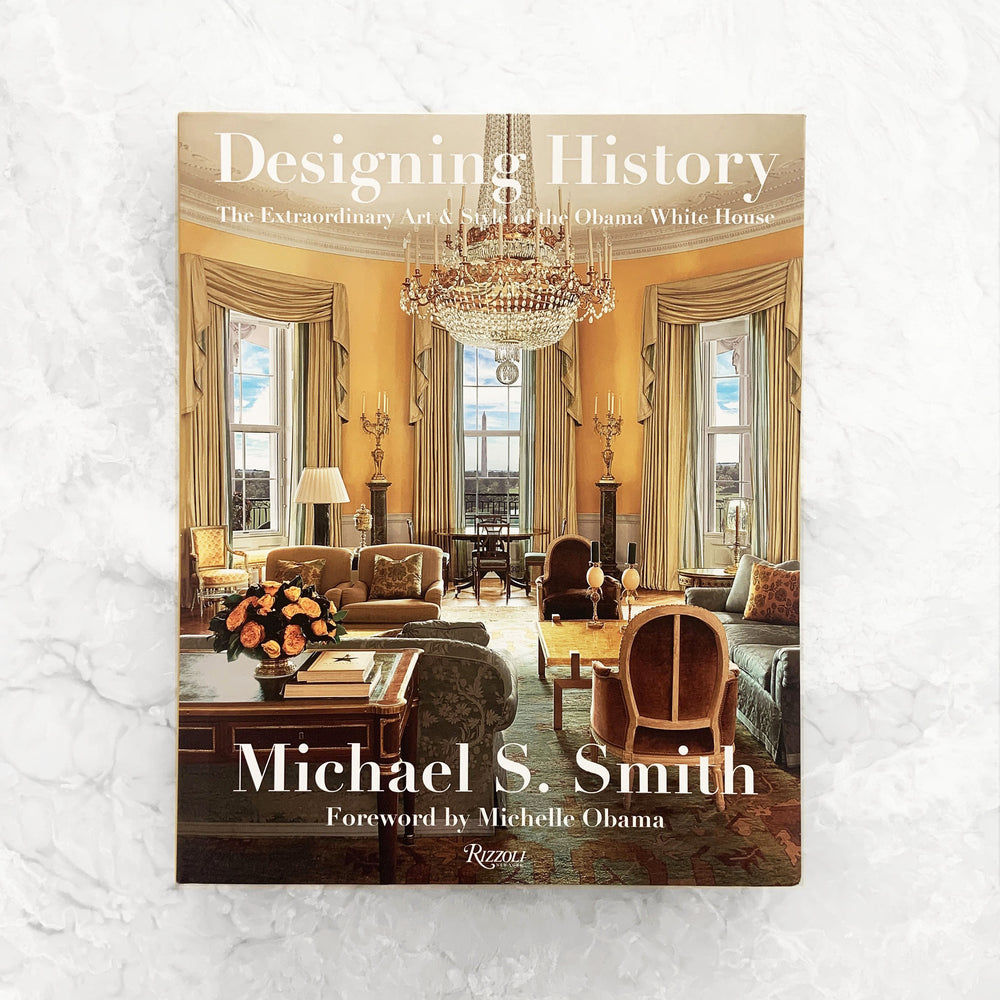 Designing History | The Extraordinary Art & Style of the Obama White House
