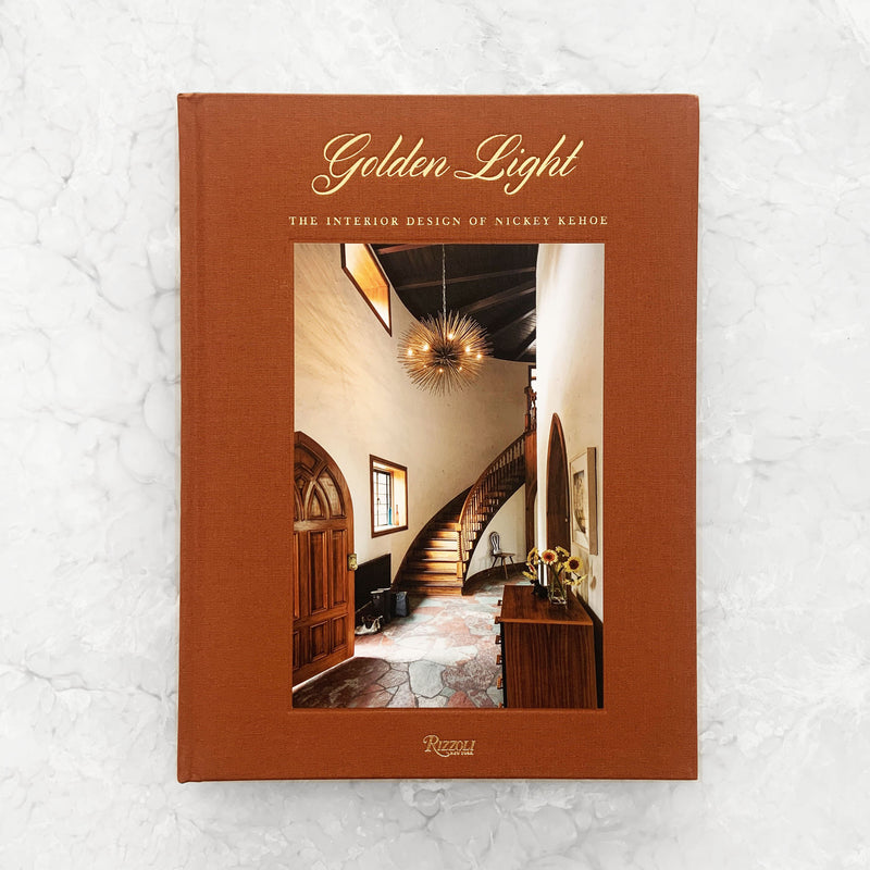 Golden Light | The Interior Design of Nicky Kehoe