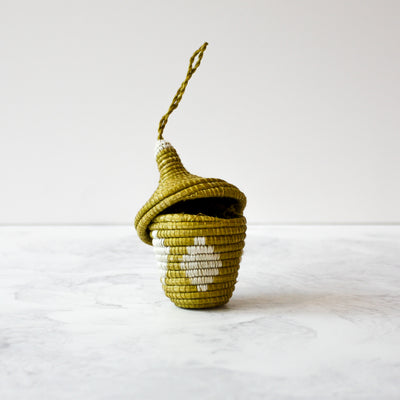 Moss Green Ubumwe Ornament