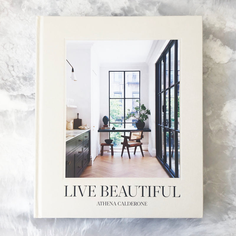 Live Beautiful by Athena Calderone