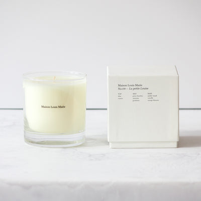 Maison Louise Marie candle Number Eight La Petite Louise