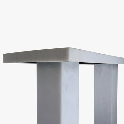 Martha Sturdy Resin Console Table