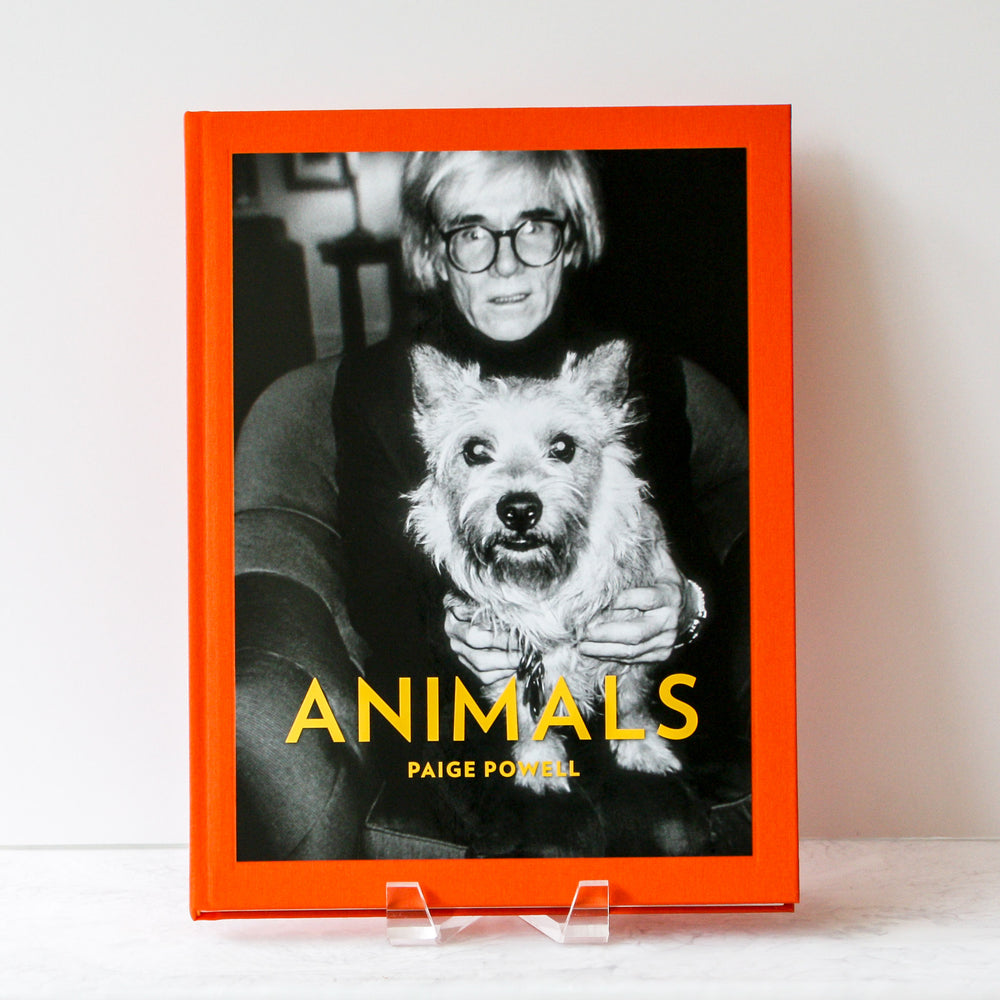 Animals book by photographer Paige Powell