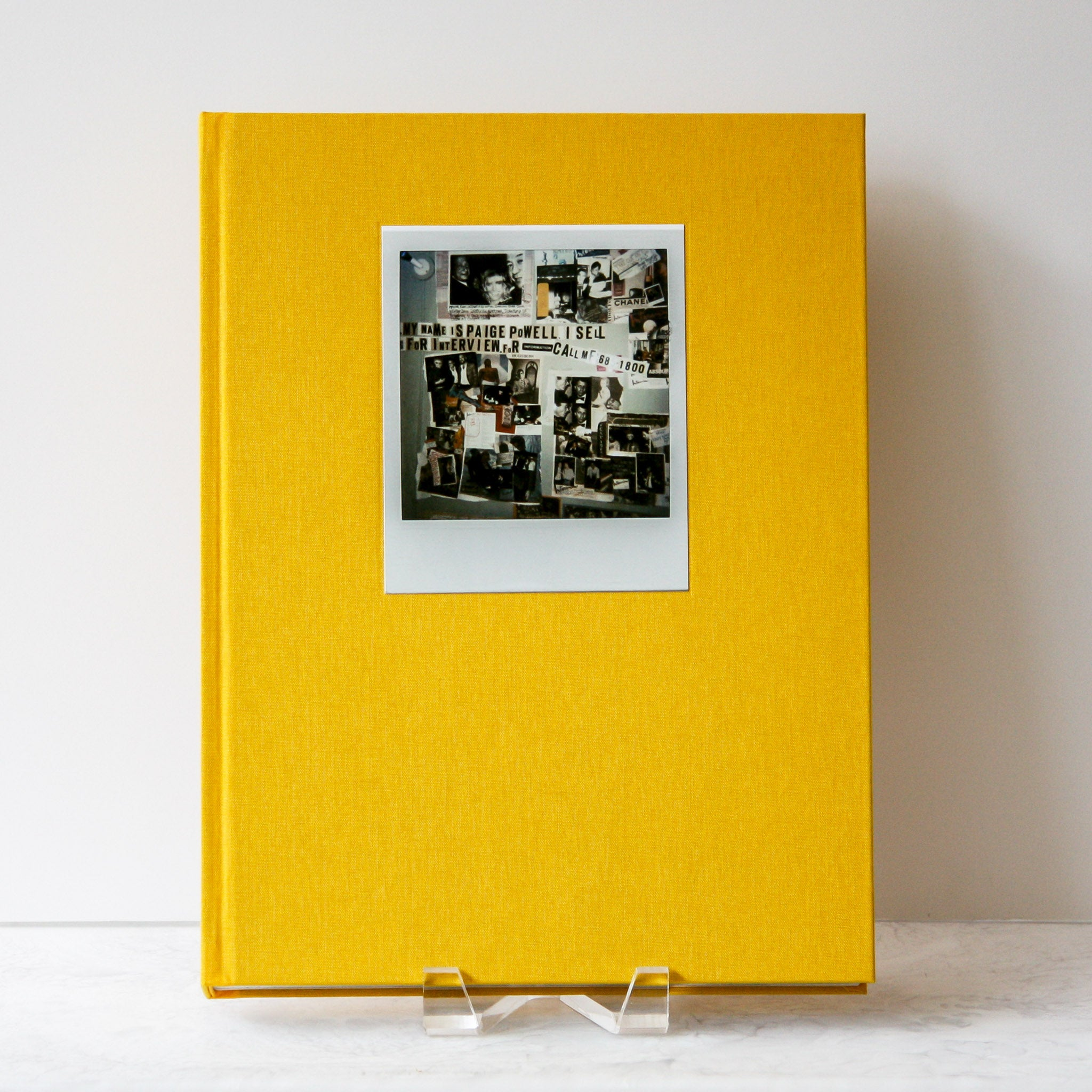 Beulah Land book by photographer Paige Powell