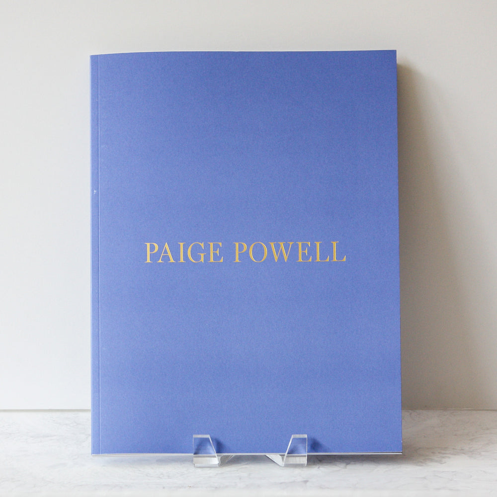 Biography of photographer Paige Powell