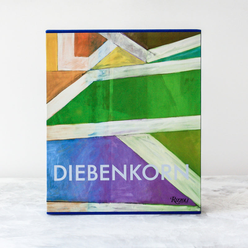 Richard Diebenkorn A Retrospective book