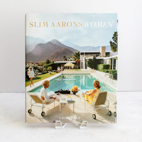 Slim Aarons Women book (photography courtesy of Daryl Nicole Scott)