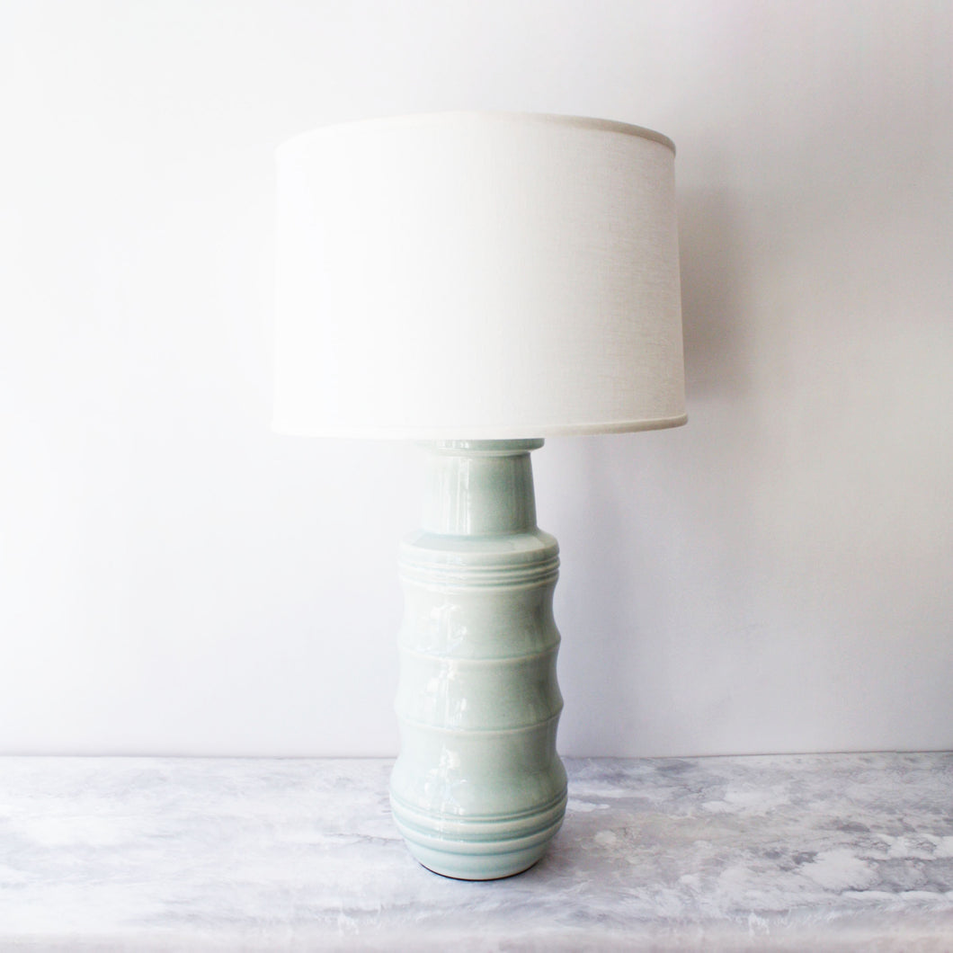 Mambo Table Lamp - Celedon