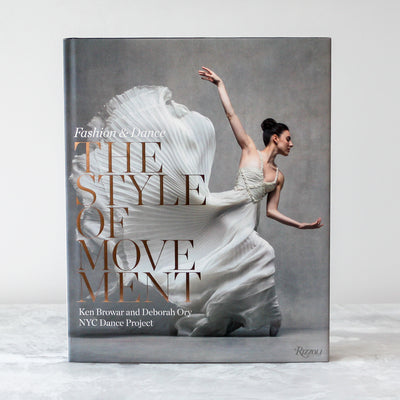 The Style of Movement Book - Fashion and Dance