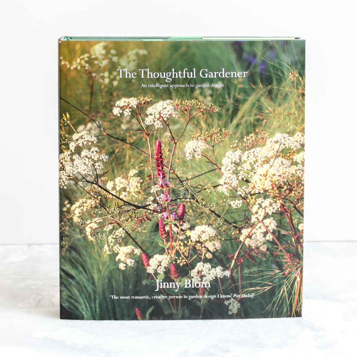 The Thoughtful Gardener by Jinny Blom published by Hachette Book Group