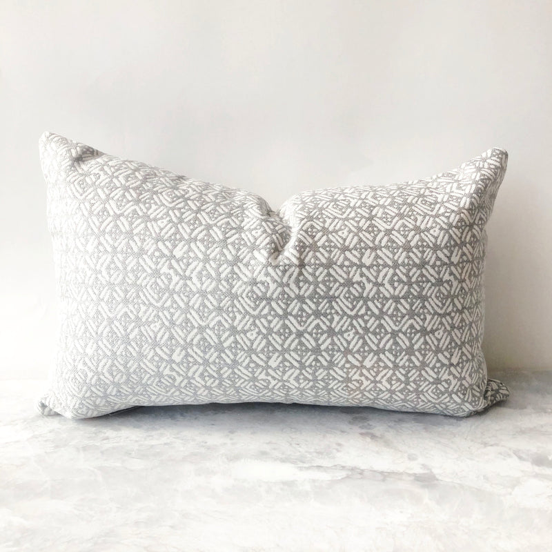 Batik Albatross Outdoor Pillow