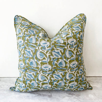 Marbella Moss Pillow