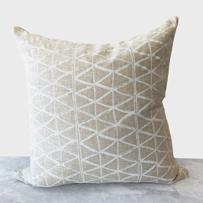 Zulu Chalk Pillow
