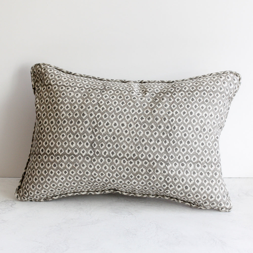 Patola Mud Lumbar Pillow