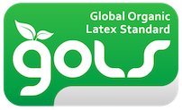 GOLS natural latex mattress organic certification