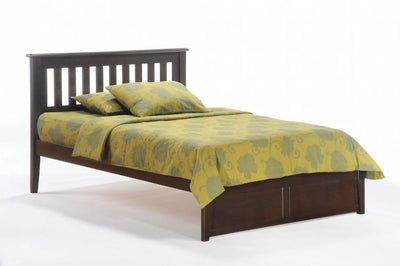 Rosemary-Bed-Frame-with-optional-drawers-in-chocolate-finish