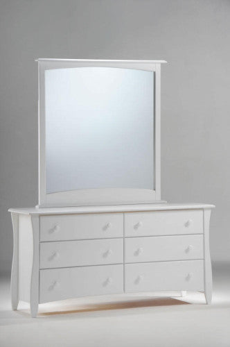 Dresser-and-Mirror-White