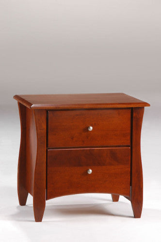 Solid-Wood-Nightstand-Side-Tables-Cherry