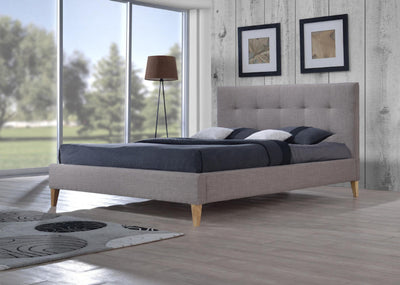 Sage-Fabric-Upholstered-Bed-Frame-in-Grey