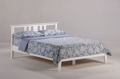 Thyme-Hardwood-Bed-frame-in-White-Finish
