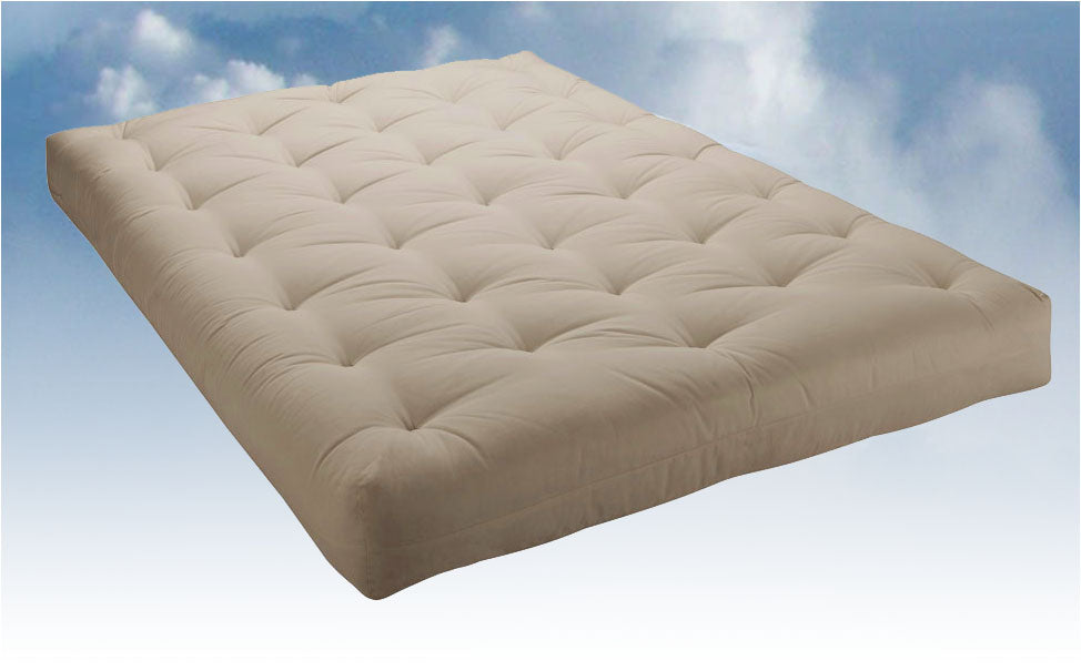 Organic-Latex-Futon-Mattress
