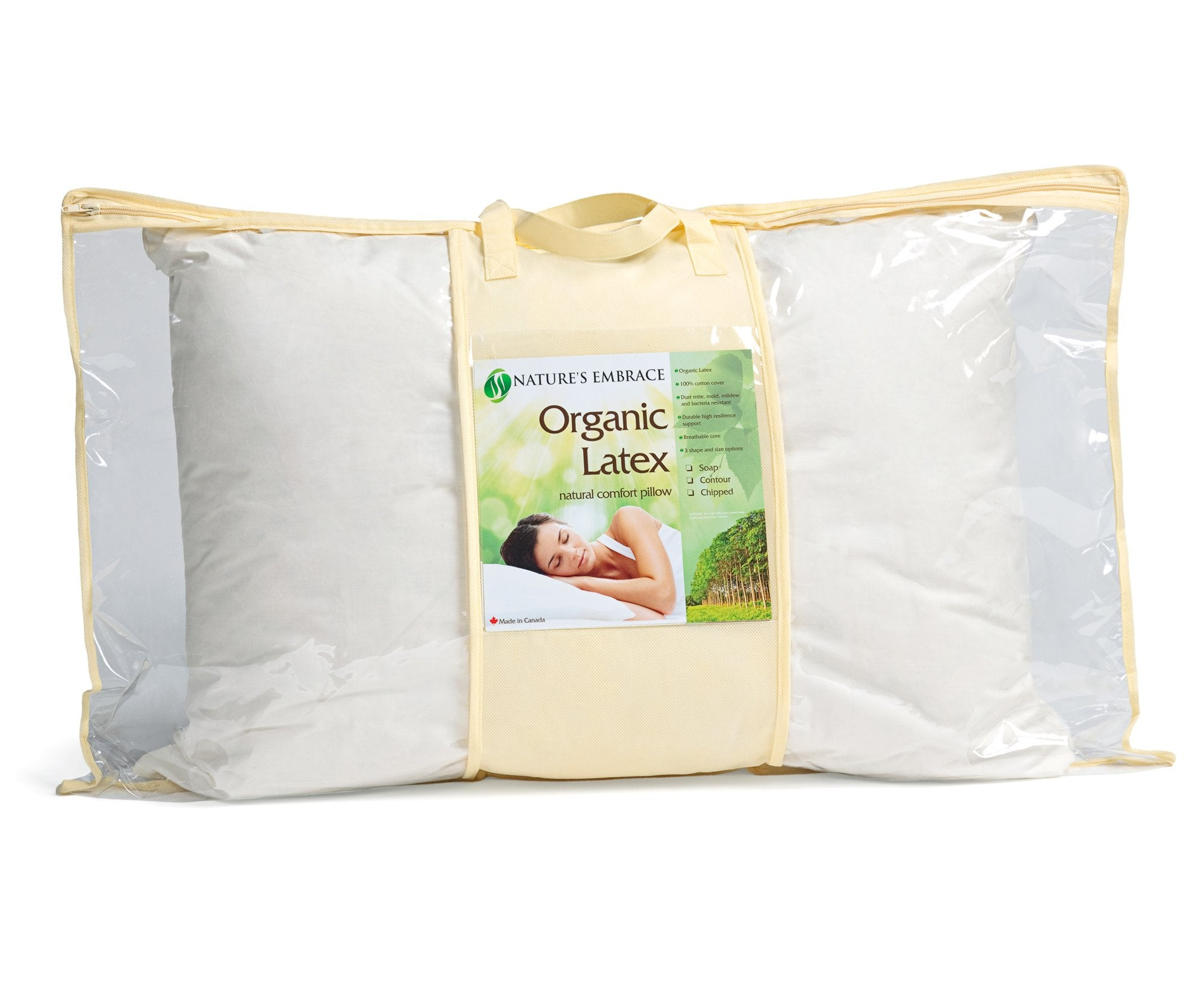 ORGANIC DUNLOP LATEX PILLOW