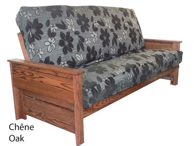 The-Royal-Oak-Wood-Futon-Frame-Made-In-Canada