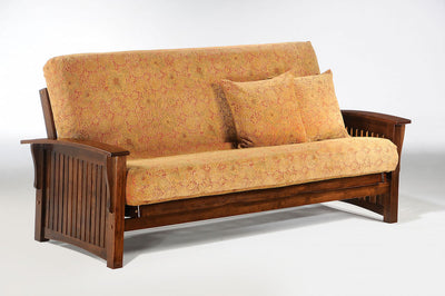 Winter-Wooden-Futon-Bed-In-Black-Walnut