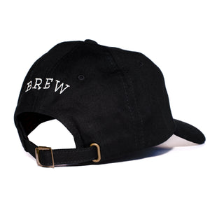 (BLACK) Dad Hat