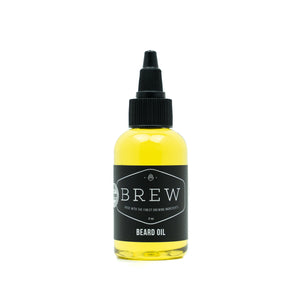 BREW Beard Oil (SAMPLE)