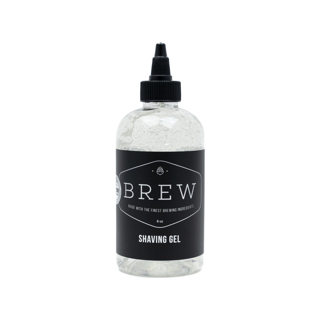 BREW Shaving Gel (SAMPLE)