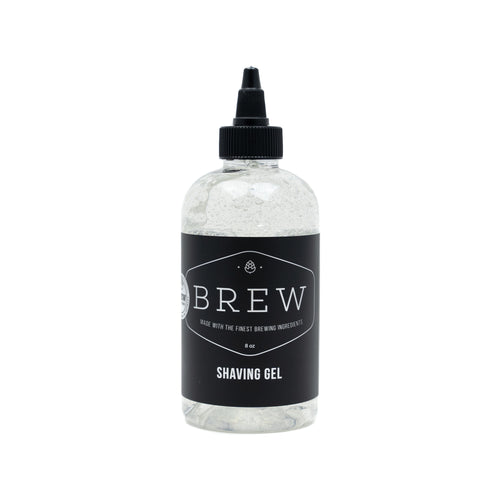 BREW Shaving Gel