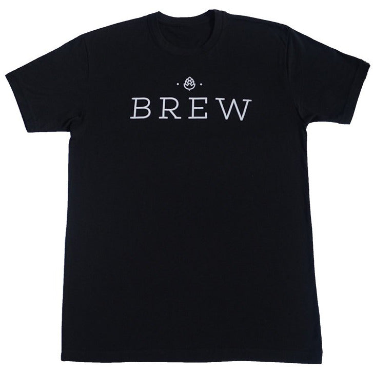 BREW Black T-Shirt