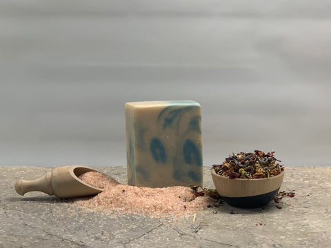 Luxury Hand Crafted Soap - Romance