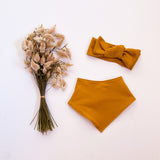 Essentials Mustard Headband