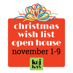 Christmas Wish List Open House