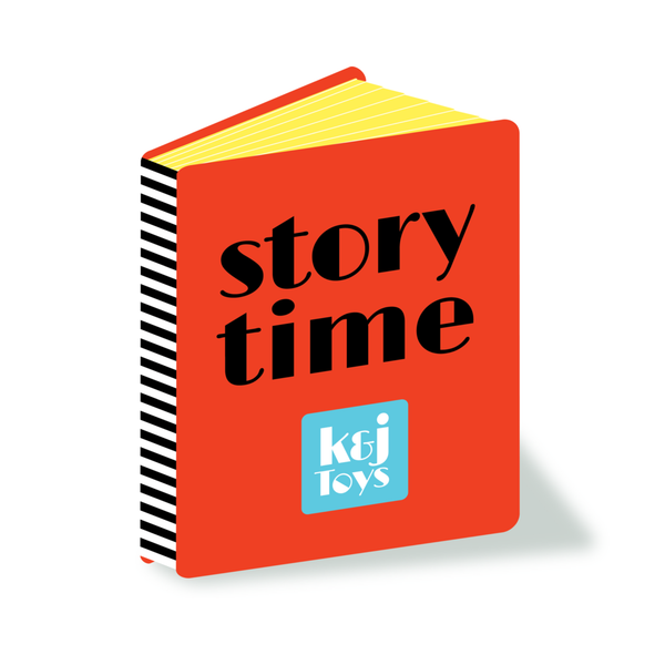 Friday June 12th- Story Time