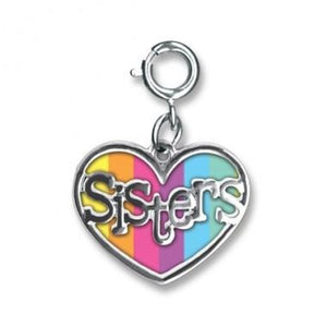 CHARM IT! Sisters Heart Charm