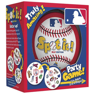 MLB League Spot It Game
