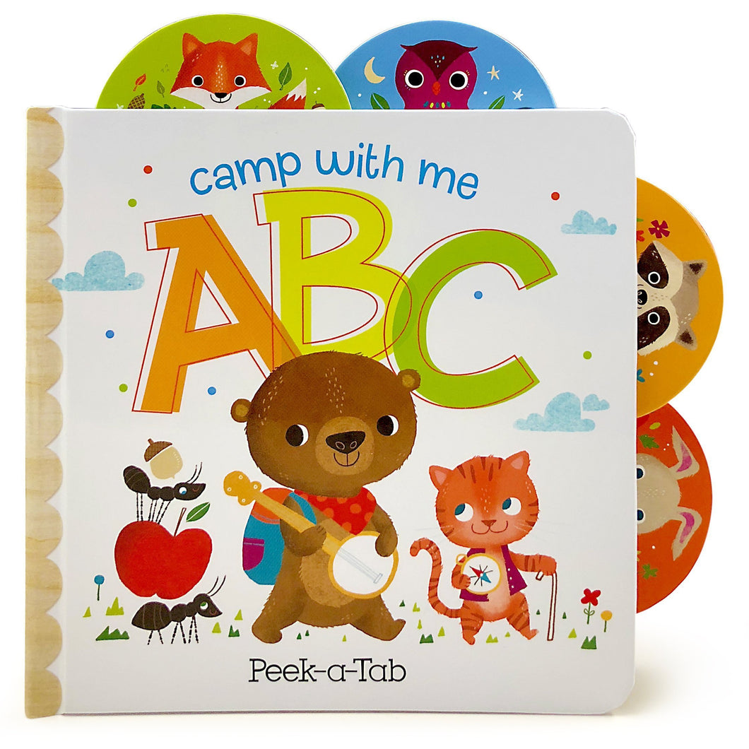Camp with me ABC