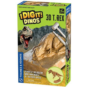 I Dig it! Dinos T Rex Excavation Kit