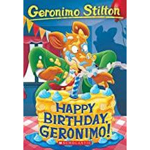 Geronimo Stilton #74: Happy Birthday, Geronimo!