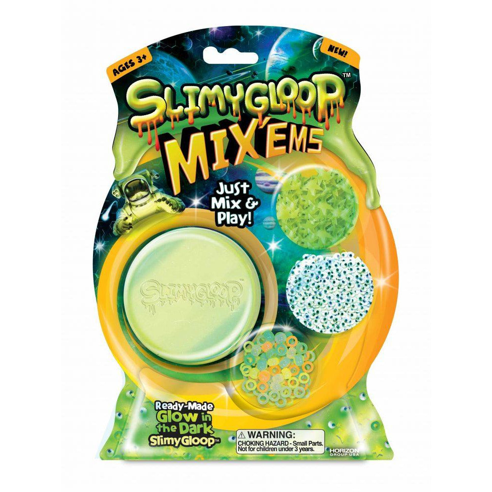 SlimyGloop Mix'Ems