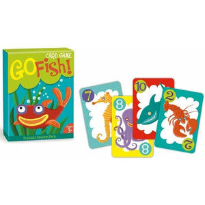 Go Fish Card Games