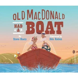 Old MacDonald Had A Boat