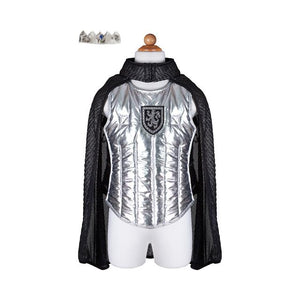 Knight Set (tunic, cape, crown)