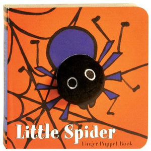 Little Spider Finger Puppet Box