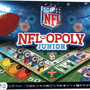 NFL Opoly Junior