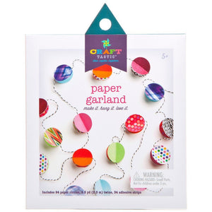 Craft-tastic Paper Garland Kit