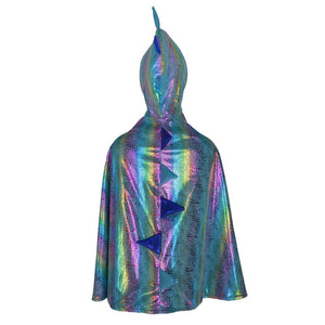 Unicorn & Dragon Reversible Cape